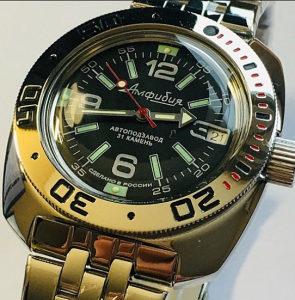 Vostok-Amfibia Ronilački sat 200m 31 jewels