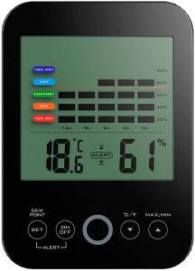 Thermo-Hygrometer, termometar higrometar(vlagomjer)