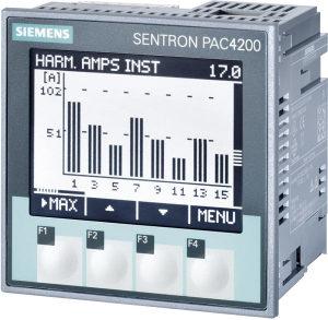 SIEMENS SENTRON PAC4200 Upravljački displej