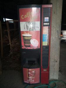 Aparat veliki uspravni za Kafu, Caj