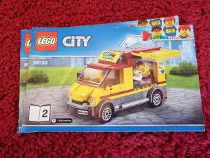 Lego pizza kombi 60150