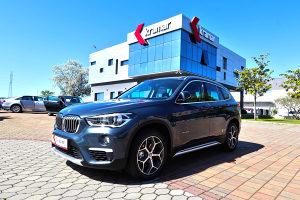 BMW X1 2.0 sDrive 18d Auto. Sportpaket xLine EXCLUSIVE
