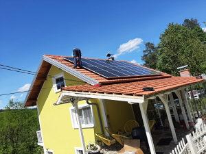 Solarni paneli,oprema