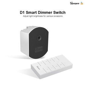 Sonoff D1 dimer za regulaciju svjetlosti smart  dimmer