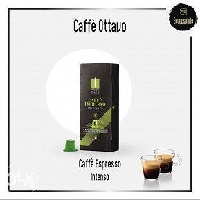 CAFFE OTTAVO Nespresso kapsule 8. INTENSO 1/10