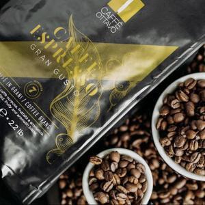 CAFFE OTTAVO GROUND Beans 8. INTENSO 1KG