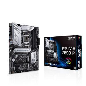 Asus Prime Z590-P Intel 11th gen
