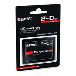 SSD Emtec X150 240GB Sata III