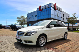 Mercedes-Benz B 180 CDI Sportpaket EXCLUSIVE