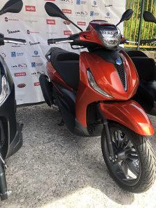 Piaggio Beverly 300 HPE Novi Model 2021