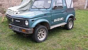 Suzuki Samurai SJ 410 SJ 413 Dijelovi POLOVNI I NOVI