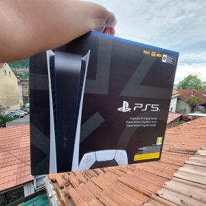 Playstation 5 Sony 5 PS5 Digitalna Verzija (NOVO)