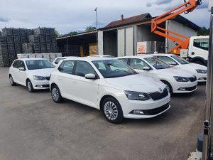 Škoda Fabia 2018