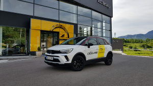 Opel Crossland 1.2 Turbo GS-Line /Testno/