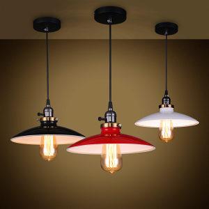 Retro Luster Lusteri Lampa, Industrijski stil, E27