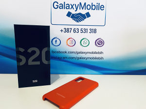 Samsung Galaxy S20 Cosmic Gray (gar. do 12/2022 god.)