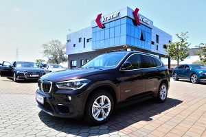 BMW X1 2.0 D sDrive 18d Auto. SPORT LINE Edition LED