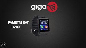 Pametni sat DZ-09 Smart watch Smartwatch