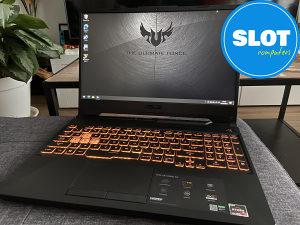 "Laptop ASUS TUF F15 15,6"" RYZEN7 16G 1660 FA506IU-AL019"