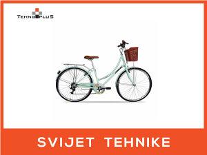 """Bicikl 20"""" MAX Cruiser green 7.0"""