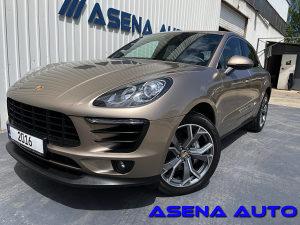 Porsche Macan S Diesel ZRAK./PANO/KAMERA