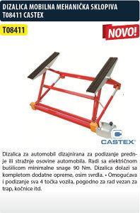 DIZALICA MOBILNA MEHANIČKA SKLOPIVA WE-66242 T08411