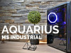 Aquarius RGB Rx 580 8GB Gamer: Ryzen 4650G 12x3.7-4.2GHz