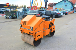 Valjak pegla pegla CASE VIBROMAX W102