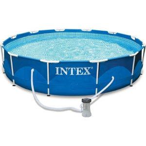 INTEX bazen metal frame 305x76 sa filter pumpom
