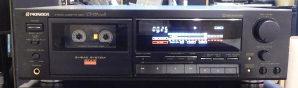 Pioneer CT-737 Mark II Stereo Cassette Deck