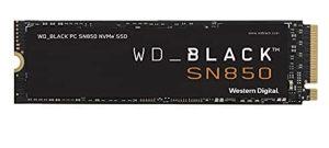 WD m2 ssd 2tb sn850