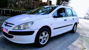 Peugeot 307 2.0 HDI 66KW