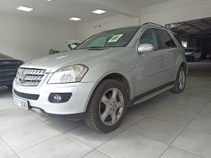 MERCEDES-BENZ ML 350 4matic Benzin/Automatik/Koža/Xenon