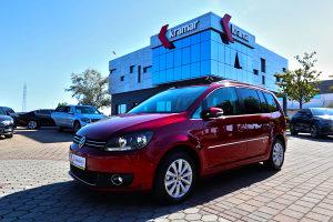 Volkswagen Touran 1.6 CR TDI HIGHLINE SPORT 7-Sjedišta