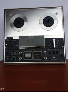 Sony magnetofon