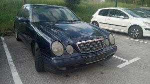 E 200 Mercedes