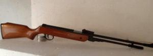 Vazdusna puska KANDAR 4,5mm