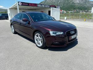 Audi A5 2.0 TDI Sportpaket S-line EXCLUSIVE