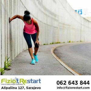 Sportske povrede, fizikalna terapija, rehabilitacija