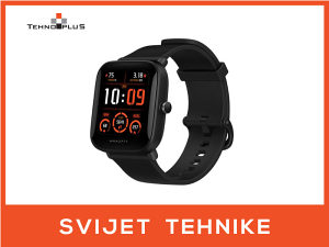 Pametni sat Xiaomi Amazfit Bip U Pro (Black)