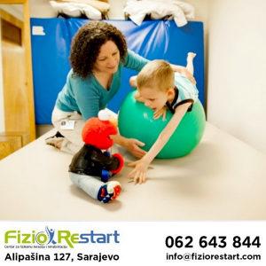 Dječija rehabilitacija, fizikalna terapija