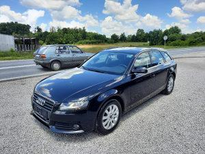 Audi a4 dizel 2.7 tdi 190 ks