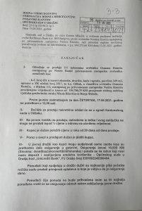 Prodaja nekretnine (kuće) u Odžaku