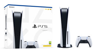 Sony PlayStation 5 (Disc Edition) PS5