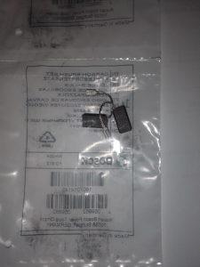 BOSCH Grafitne četkice 5x8x15mm za GWS 800 GEX 150