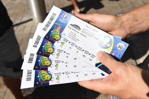 Ulaznice/karte za europsko prvenstvo