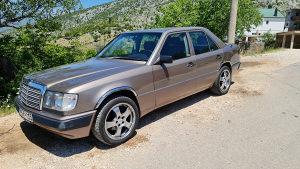 Mercedes 124 250 dizel Detaljno !!