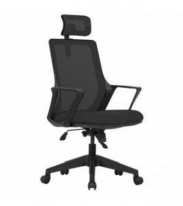 MASTER - Stolica kancelarijska crna LBR 05