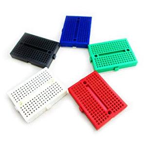 Breadboard arduino 170 tacaka mini  ploca elektroniku