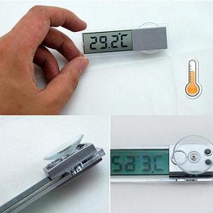 Digitalni termometar prozor frizider